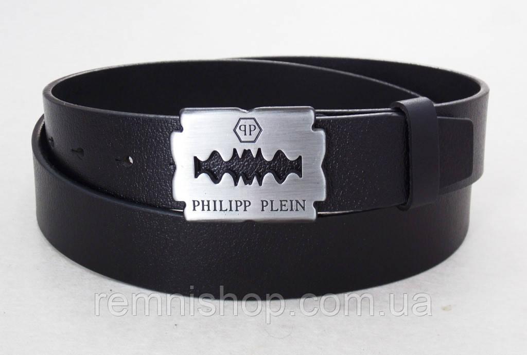 Кожаный ремень Philipp Plein (унисекс)