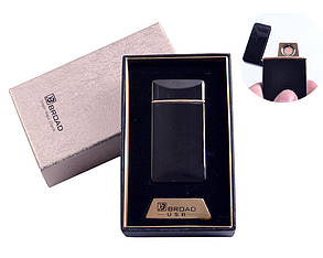 Зажигалка USB Broad 4851 двухсторонняя спираль, фото 2