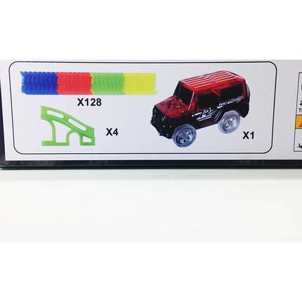 Детский гоночный трек 7203 Track car с мостом (аналог Magic Tracks), фото 2