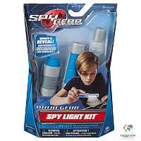 SPY GEARШпионский набор с чернилами-невидимками и ультрафиолетовым фонариком ночного видения SPIN MASTER