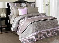 Евро комплект постельного белья из бязи хлопок 100% торговая марка Комфорт Текстиль простынь на резинке