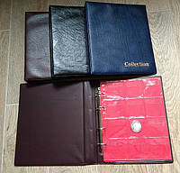 Альбом для монет в капсулах Collection 120 ячеек, фото 1