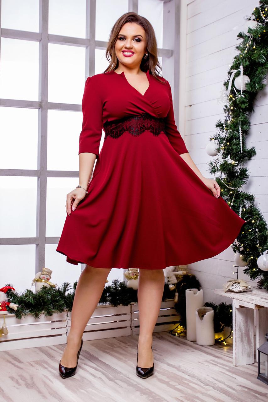 Женское платье  Марго(48-62) 8160.3