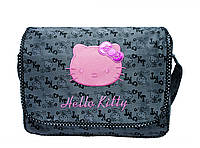 Сумка Hello Kitty school bag 2 Цвета Серый