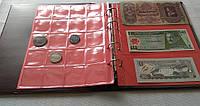 Комбинированный альбом для монет и банкнот Collection, фото 1