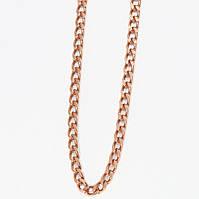 Серебряная цепочка с позолотой 10372(0506)-З