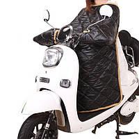 Скутер Теплый ветрозащитный чехол Электрический нагреватель велосипеда Wind Shield Windscreedn