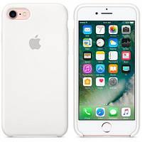 Original (HC) silicone case for iPhone 8 white