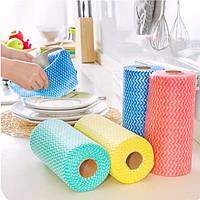 Honana HN-W1 Дом чистящий Кухня Dishcloth Многоцелевой протирочной ветоши ванной Стиральная полотенце
