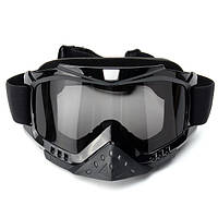 Мотоцикл Мотокросс Windproof Goggles Anti-UV Очки Пылезащитный против царапин Объектив