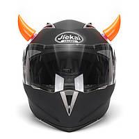 Мотоцикл Аксессуары для шлема для шлема Аксессуары для всасывания Чашки для рога Декоративные декорации Muti-colors