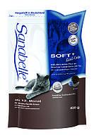 Bosch Sanabelle Soft / Бош Санабель Софт корм для привередливых кошек с чувствительным пищеварением / 400г