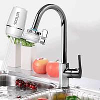 Керамический кран смесители воды фильтр моющийся воды чистой очиститель