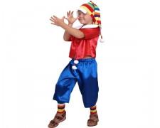 Дитячий костюм Буратино