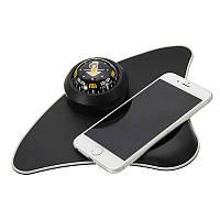 Автомобиль компас коврик не скользит универсальный для телефона GPS сверхзвуковой