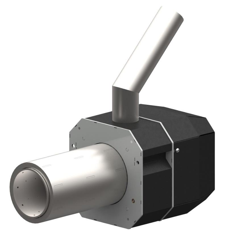 Пеллетная горелка KIPI ROTARY 36 kWt + ecoMax850