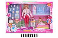 Игровой набор Кукла-доктор 68042