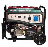 Бензиновый генератор Senci SC9000E