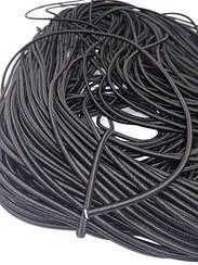 Гумка-еспандер 4мм. Black