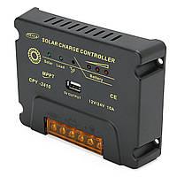 CPY-2410 USB MPPT солнечные панели контроллера заряда батареи 10A 12v/24v