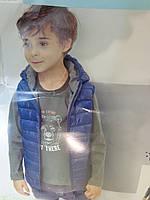 Реглан + безрукавка для мальчика  1 года Германия