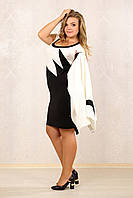Черное платье 065