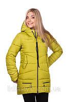 Куртка зимняя женская молодежная Сабина на тинсулейте Размеры 44-54