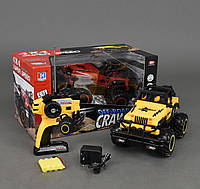 Машинка джип на радиоуправлении 689-323, масштаб  1:14