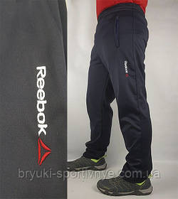 Штаны спортивные мужские Reebok  - эластан