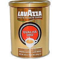 Кава мелена LavAzza Premium Coffees Qualita Oro, 250 г