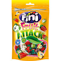 Желейные конфеты Fini Fruit Attack Фини Фруктовая Атака 100 грамм, фото 1