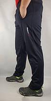 Штаны спортивные мужские Reebok  - эластан, фото 3
