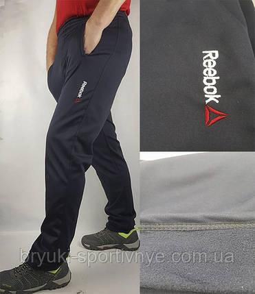 Штаны спортивные мужские Reebok  - эластан, фото 2