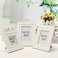 Слоновая кость белый ретро фото декора дома подарок на день рождения фото рамка