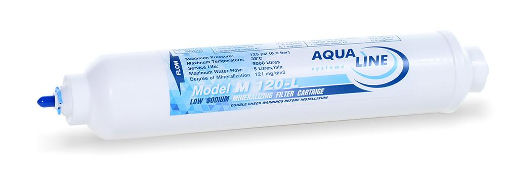 Фильтр минерализатор In-line MIN-10L-QC (Aqualine)