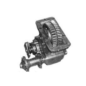 Коробка отбора мощности (КОМ) на КамАЗ 4310-4202010-40 (буровая установка)