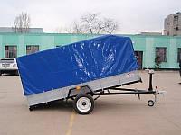 КРД-050130-50 прицеп для квадрациклов и снегоходов