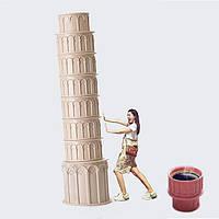 8 частей творческой Италии Пизанская башня чашки кофе Пизе с ложки домашнего декора подарок для друзей