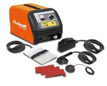 Нагреватель индукционный Unicraft IHG 2400 2.4 кВт, фото 2