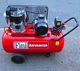 Fini MK103-90-3T - Компресор поршневий 365 л/хв. (380 В), фото 2