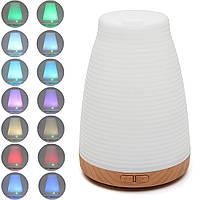 100мл эфирное масло Диффузор ультразвуковой LED Увлажнитель воздуха ароматерапия очиститель