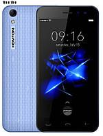 "Homtom HT16 5.0"" Android 6.0 Mtk6580 4 ядра 1GB RAM 8GB ROM 8MP Blue, фото 1"