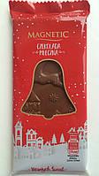 Шоколад молочный  Magnetic Рождество Польша 100г, фото 1