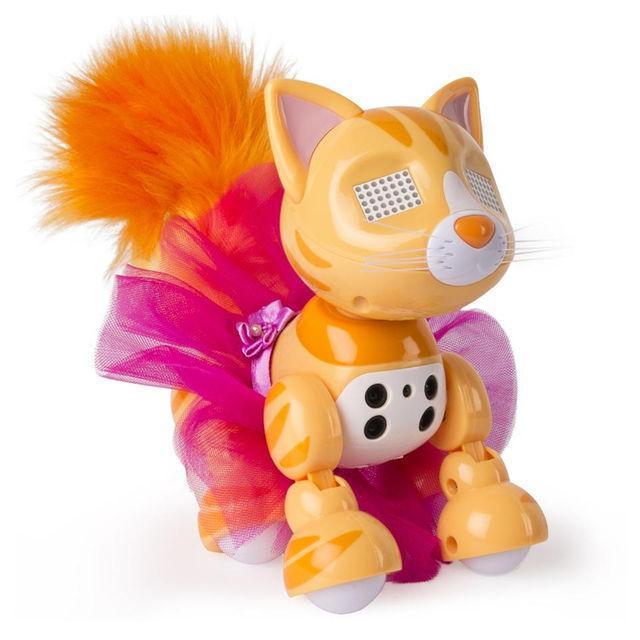 Интерактивный котенок, Zoomer Meowzie Runway, Spin Master