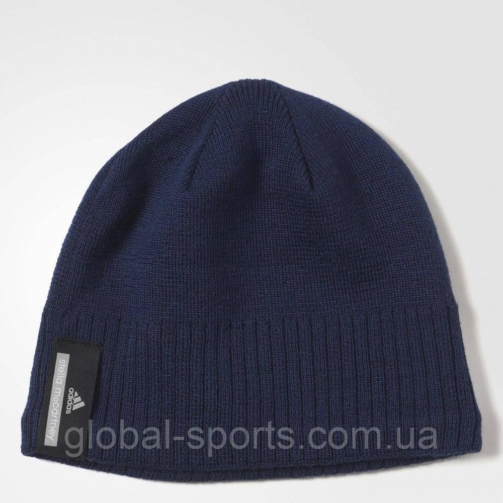 Женская шапка Adidas Stella McCartney RUN BEANIE (Артикул: AA4415)