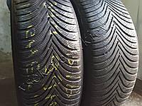 Зимние шины бу 225/55 R16 Michelin