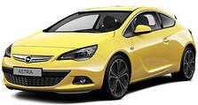 Защита двигателя на Opel Astra GTC (c 2011--)