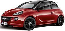 Защита двигателя на Opel Adam (c 2013--)