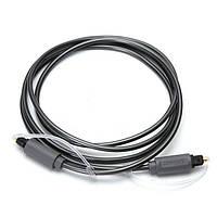 Ugreen цифровой оптический аудио кабель Toslink позолоченные коаксиальный кабель SPDIF