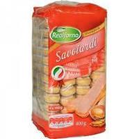 Печенье Савоярди Realforno Savoiardi 400 г ( Италия)